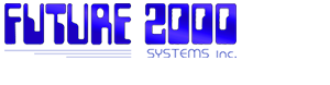 Future 2000 Systems Inc. Logo